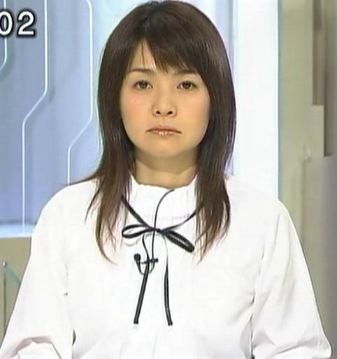 西山喜久恵さんのポートレート